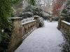 Victoria Park Snowy Day
