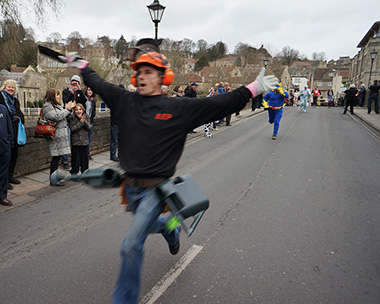 Bradford-on-Avon-Pancake-Race