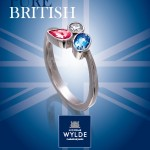 Nicholas Wylde - Pure British - Patriotically Wylde - 25th Anniversary & Diamond Jubilee Celebration Competition