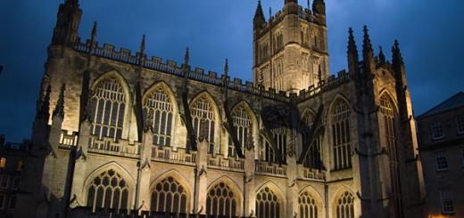 1028-bath-abbey-nighttime