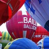 Ballooning Bath