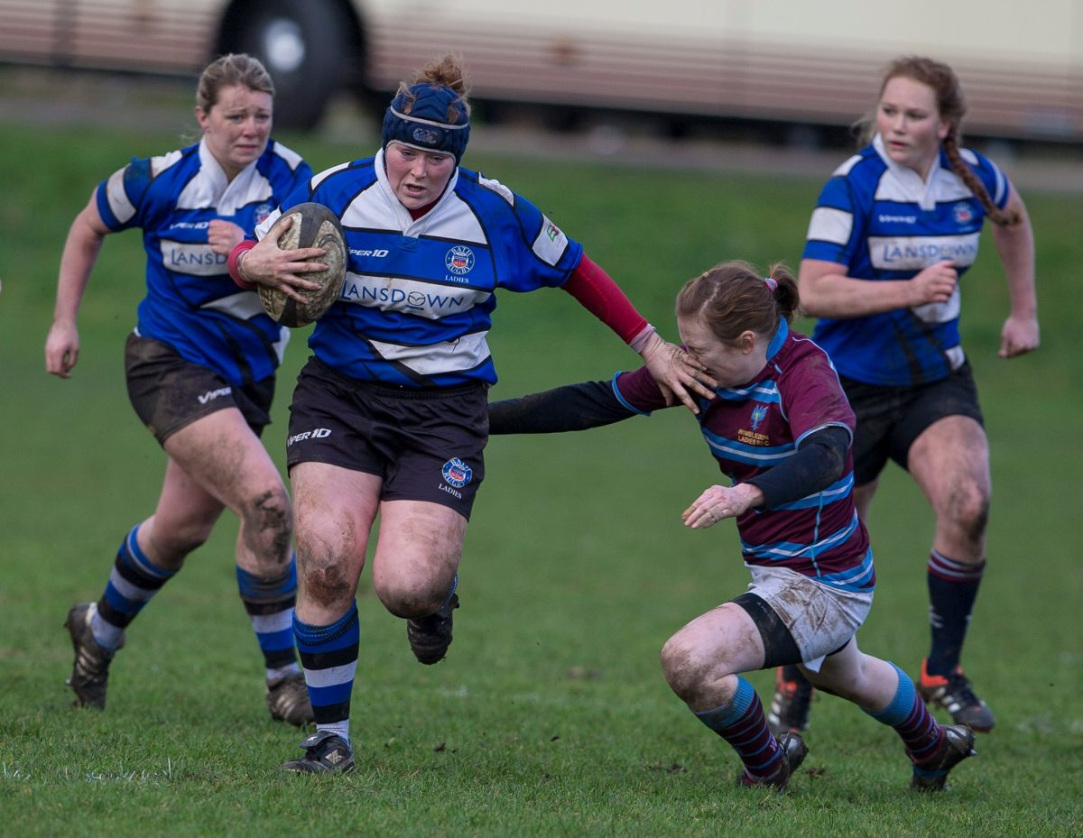 Bath Rugby Ladies
