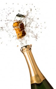 Champagne Welcomes