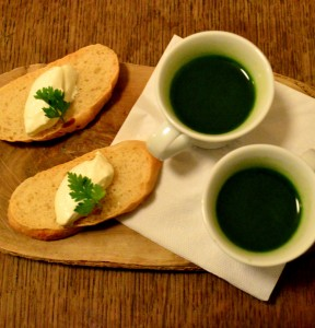 Chive Soup