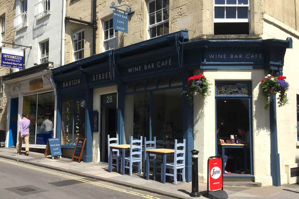 Barton St Wine Cafe - Bath Guide