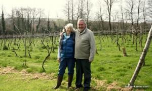 Jane & Iain