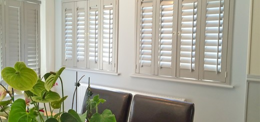 Window Shutter Panels