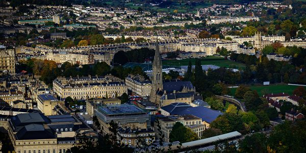 Best walks to amble in Bath