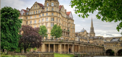 Bath Accommodation Tourism