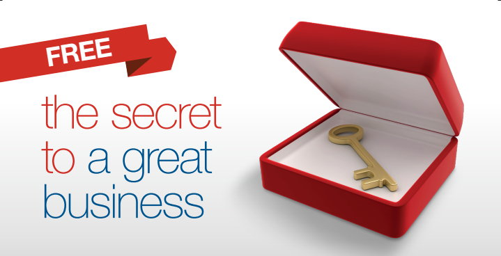 FREE The secret to a great business